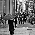 Photos: 銀座 雨模様