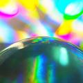 写真: ホログラム上のビー玉サムネ用