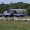 F-2 return to apron 2