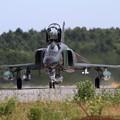 RF-4EJ 380 501sq taxiing