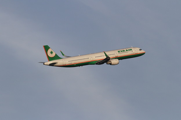 A321 B16212 EVA AIR