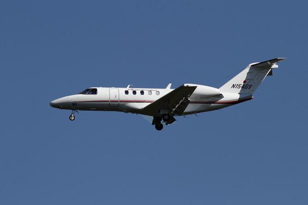 Cessna CitationCJ4 N154GV (JCAB JA008G)