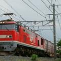 Photos: EF510-1【3095レ】