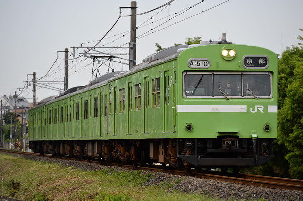 103系 NS407編成