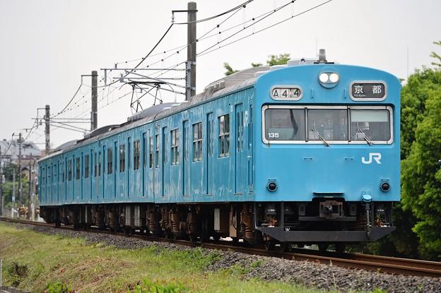 103系 NS414編成