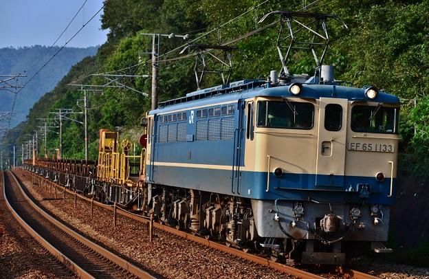 工8380レ EF65 1133+チキ12B