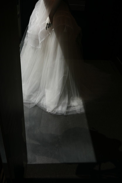 Wedding dress~♪