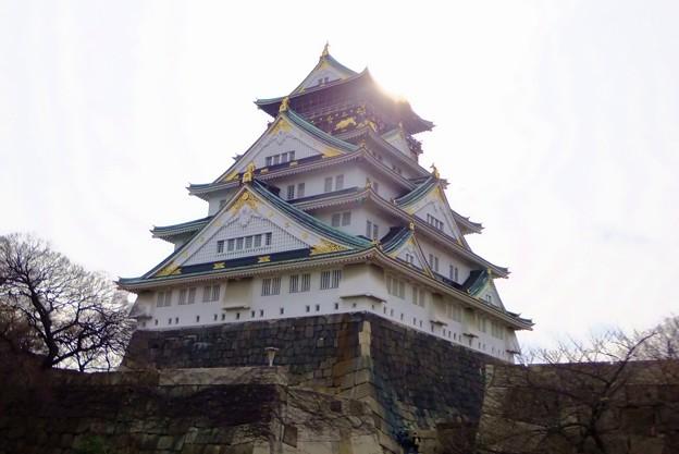写真: 大阪城01