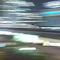 スマホで新幹線の流し撮りに挑戦 その1