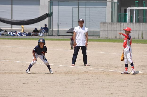 広島市少年野球夏季大会【豊平どんぐり】059