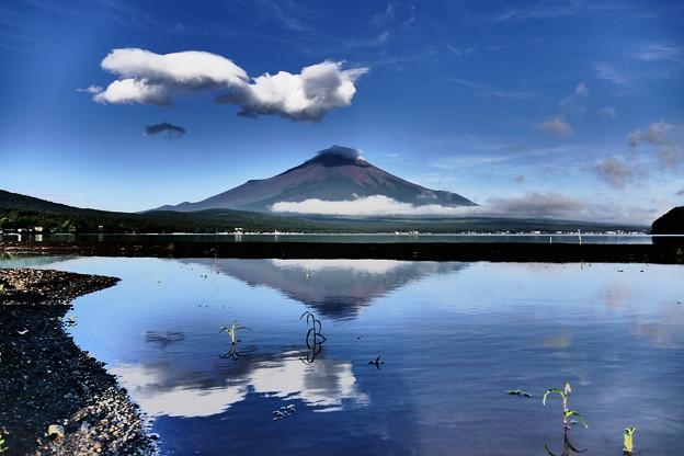 インプな富士山