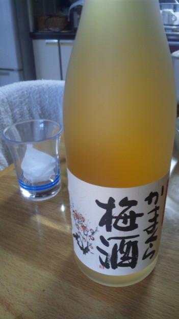 かまくら梅酒