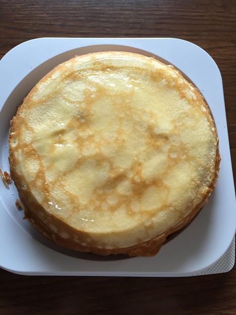 Photos: ドゥリエール 季節のミルクレープ 6月限定レアチーズ