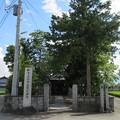 加賀美遠光公廟所(南アルプス市)