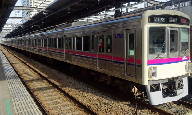 Photos: 京王線系統7000系(隅田川花火大会当日)