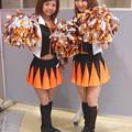 Photos: チームヴィーナス 上田あすかさんと前多美花さん
