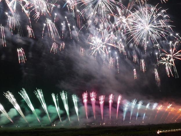 2015 神明の花火 グランドフィナーレ
