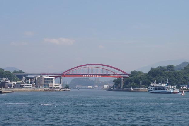 呉市 音戸大橋&第2音戸大橋