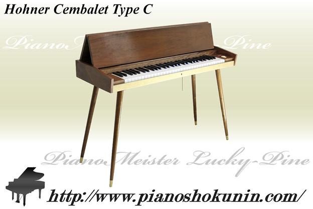 Photos: Hohner Cembalet Type C