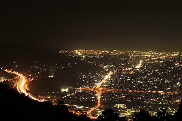 大井松田の夜景
