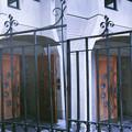 Photos: 門と門
