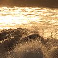 飛沫 (3)   冬の日本海
