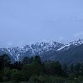 Photos: 白馬村から