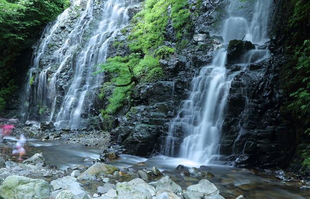 龍双ヶ滝(2)
