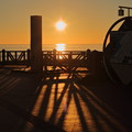 夕陽の展望台