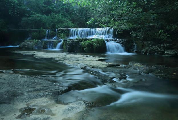 宮島峡 一の滝