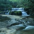 写真: 宮島峡 一の滝