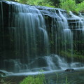 写真: 宮島峡 二の滝?