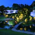 玉泉院丸庭園(金沢城公園) 秋のライトアップ(1)