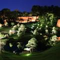 玉泉院丸庭園(金沢城公園) 秋のライトアップ(3)