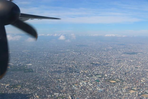 伊丹空港へ(2)
