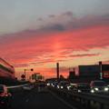 Photos: 大阪の夕焼け
