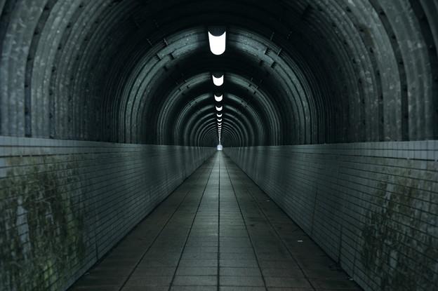 写真: 大原隧道