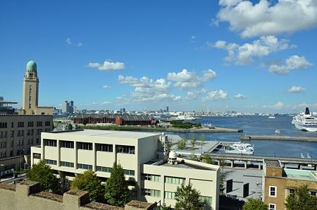県庁からの眺望