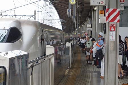 新幹線名古屋駅の写真0001