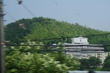 大和路快速の車窓0021