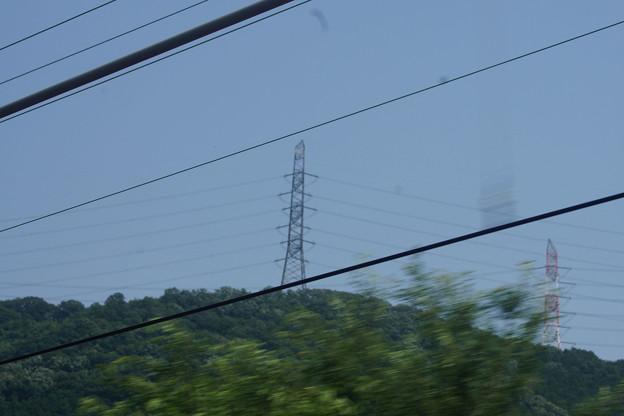 大和路快速の車窓0024