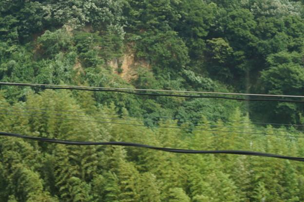 大和路快速の車窓0025