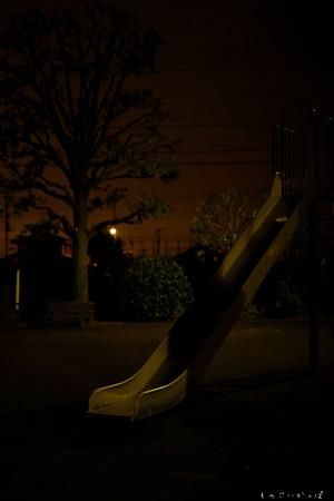 夜の公園-0097