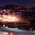 横須賀基地静かな夜のDDH-181護衛艦ひゅうが・・20141223