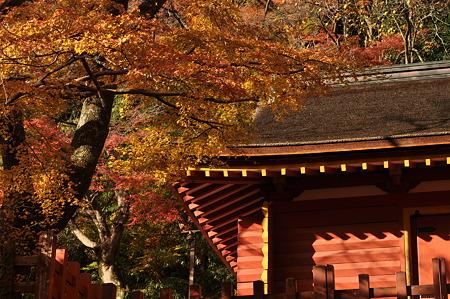 談山神社の紅葉-4