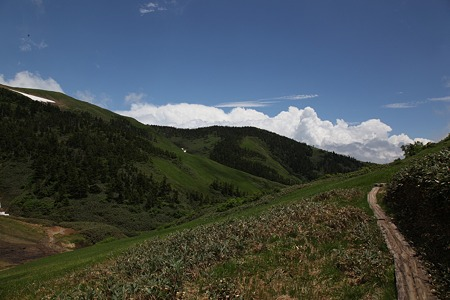 c-110710-121347 青空と雲、夏