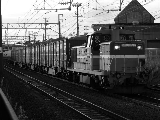 DE10-1595牽引 956レ