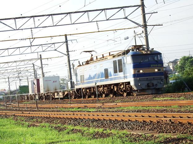 EF510-504牽引2090レ