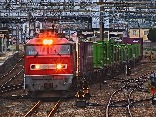 EF510‐13牽引2090レ