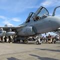 横田基地友好祭15 EA-6B
